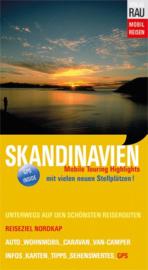 Campergids Scandinavië -  Mit dem Wohnmobil nach Skandinavien | Werner Rau Verlag | ISBN 9783926145710