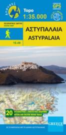 Wandelkaart Astypalaia | Anavasi 10.49 | 1:35.000 | ISBN 9789609412568