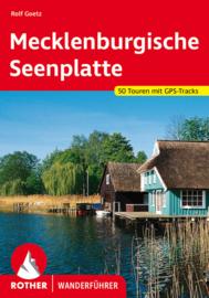 Wandelgids Mecklenburgischer Seenplatte | Rother Verlag | ISBN 9783763343560