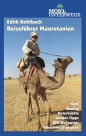 Reisgids Reiseführer Mauretanien | Mobil Unterwegs | ISBN 9783941015128