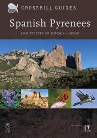 Natuurreisgids-Wandelgids Spanish Pyrenees | Crossbill Guides | Natuurreisgids Spaanse Pyreneeën | ISBN 9789491648076