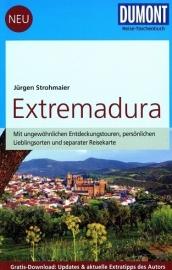 Reisgids Extremadura | Dumont | Reisgids Centraal Spanje | ISBN 9783770174515