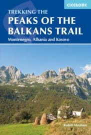 Wandelgids Trekking the Peaks of the Balkans Trail | Cicerone | ISBN 9781852847708