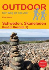 Wandelgids Zweden: Skåneleden Kust til Kust | Conrad Stein Verlag | ISBN 9783866866373