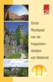 Wandelgids Ardennen - GR Pad van de Trappistenabdijen van Wallonië | Grote Routepaden | ISBN 9782930488462