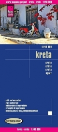 Wegenkaart Kreta | Reise Know How | 1:140.000 | ISBN 9783831772933