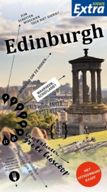 Stadsgids Edinburgh, Glasgow & Highlands | ANWB Extra | ISBN 9789018041007