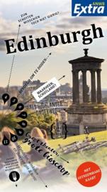 Stadsgids Edinburgh, Glasgow & Highlands   ANWB Extra   ISBN 9789018041007