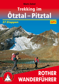 Wandelgids Trekking im Ötztal und Pitztal | Rother Verlag | ISBN 9783763344994