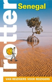 Reisgids Senegal | Lannoo Trotter  | ISBN 9789401423069
