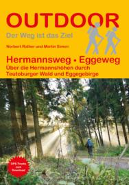 Wandelgids Hermannsweg / Eggeweg | Conrad Stein Verlag | ISBN 9783866866218