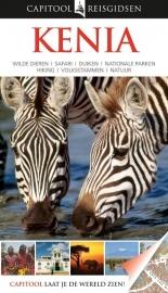 Reisgids Kenia | Capitool | ISBN 9789047518099