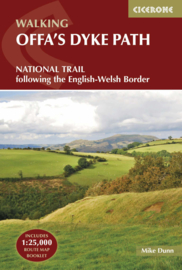 Wandelgids - Trekkinggids Offa's Dyke Path - van Chepstow naar Prestatyn over 274 km | Cicerone | ISBN 9781852847760