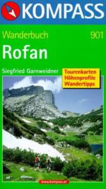 Wandelgids Rofan - Aachensee | Kompass | ISBN 9783854911876