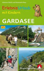 Wandelgids Erlebnisurlaub mit Kindern Gardasee | Rother Verlag | ISBN 9783763331901