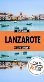 Reisigids Lanzarote | Kosmos  Wat en Hoe Onderweg | ISBN 9789021568324