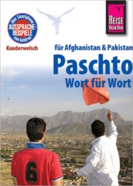 Taalgids Kauderwelsch 91 Paschto für Pakistan - Afghanistan | Reise Know How | ISBN 9783831764945