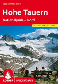 Wandelgids Rother Hohe Tauern Nord | Rother Verlag | ISBN 9783763341269