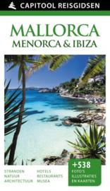 Reisgids Mallorca, Menorca & Ibiza | Capitool | ISBN 9789000341962