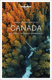 Reisgids Best of Canada | Lonely Planet | ISBN 9781787014046