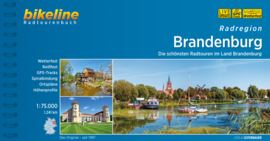 Fietsgids Brandenburg | Bikeline | ISBN 9783850009089