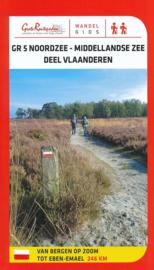 Wandelgids GR 5 : Vlaanderen van Bergen op Zoom tot Eben-Emael | Grote Routepaden | ISBN 9789492608017