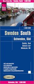 Wegenkaart Zuid Zweden - Süd Schweden | Reise Know How | 1:500.000 | ISBN 9783831773817