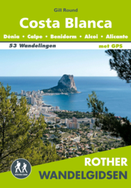 Wandelgids Costa Blanca | Elmar - Rother Verlag | Denia – Calpe – Benidorm – Alcoy – Alicante – Torrevieja | ISBN 9789038927343