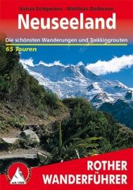 Wandelgids Neuseeland | Rother Verlag | ISBN 9783763343386