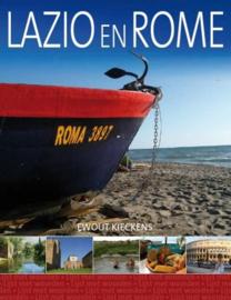Reisgids Lazio en Rome | Edicola | ISBN 9789492500175