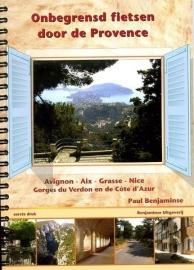 Fietsgids Onbegrensd fietsen door de Provence | Benjaminse | ISBN 9789077899106