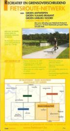 Sportoena fietskaart 8 Limburg Zuid Fietsroute Netwerk | 9789078976301