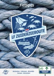 Fietsgids Zuiderzeeroute | Landelijk Fietsplatform | ISBN ZZG