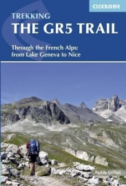 Wandelgids The GR5 Trail in the French Alps | Cicerone | Mercantour | ISBN 9781852848286