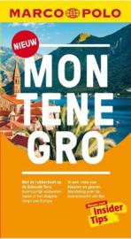 Reisgids Montenegro | Marco Polo | ISBN 9783829758055