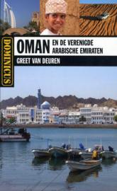 Reisgids Dominicus Oman en de Verenigde Arabische Emiraten | Dominicus | ISBN 9789025745516