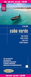 Wegenkaart Kaapverdische eilanden | Reise Know How | 1:135.000 | ISBN 9783831773862