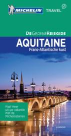 Reisgids Aquitaine - Franse Atlantische Kust   Michelin groene gids   ISBN 9789401439480