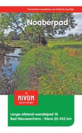 Wandelgids Noaberpad | LAW 10 - NIVON | Dollard naar de Rijn 415 km | ISBN 9789491142109