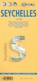 Wegenkaart Seychelles - Seychellen | Borch | ISBN 9783866091238