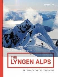 Wandelgids - Trekkinggids - Ski-gids The Lyngen Alps | Fry Flyt | ISBN 9788293090199