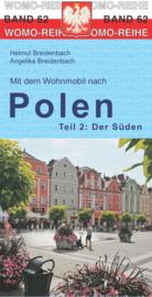 Campergids Polen Zuid | WOMO 62 | ISBN 9783869036229