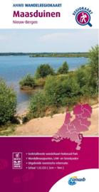 Wandelkaart Maasduinen | ANWB | 1:33.333 | ISBN 9789018046729