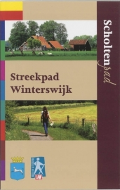 Wandelgids Scholtenpad | LAW - NIVON - Streekpad 1 | ISBN 9789071068706