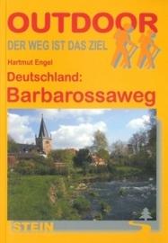 Wandelgids Barbarossaweg | Conrad Stein | ISBN 9783866862456