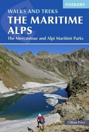Wandelgids Walks & treks in the Maritime Alps | Cicerone | Seealpen - Mercantour | ISBN 9781852848453
