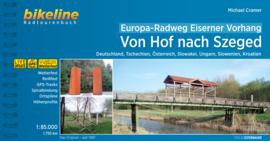 Fietsgids Europa-Radweg Eiserner Vorhang 4 - 1750 km. | Bikeline | ISBN 9783850007917