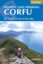Wandelgids Walking and Trekking on Corfu | Cicerone | ISBN 9781852847951