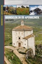 Wandelgids-Trekkinggids Wandelen in de Apennijnen | Dominicus | ISBN 9789025749446