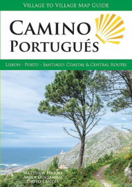 Wandelgids Camino Portugues | Village to Village | ISBN 9781947474185